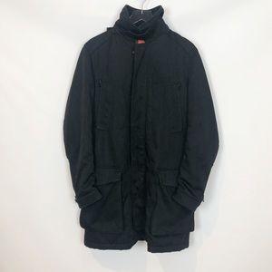 Hugo Boss Orange Black Utility Jacket 48R
